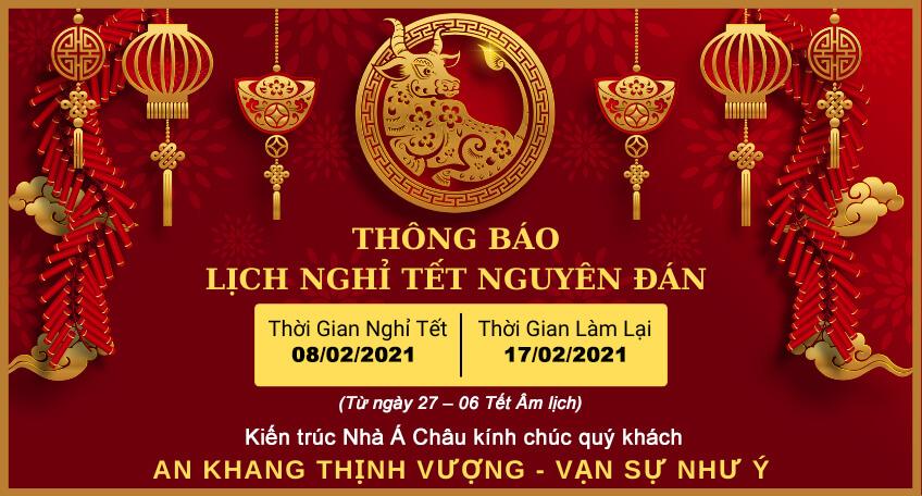 Lich Nghi Tet Nha A Chau