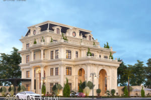 Khám phá biệt thự cổ điển Pháp giữa lòng thành phố biển Vũng Tàu - BTAC 1952