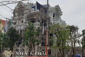 Nhà Á Châu - Công ty kiến trúc xây dựng số 1 Việt Nam