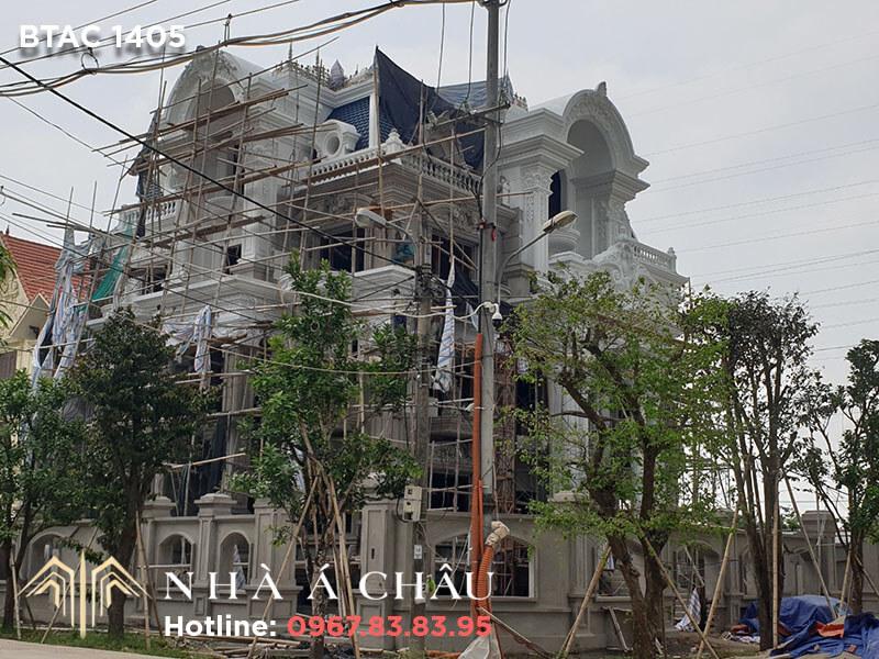 Nhà Á Châu – Công ty kiến trúc xây dựng số 1 Việt Nam