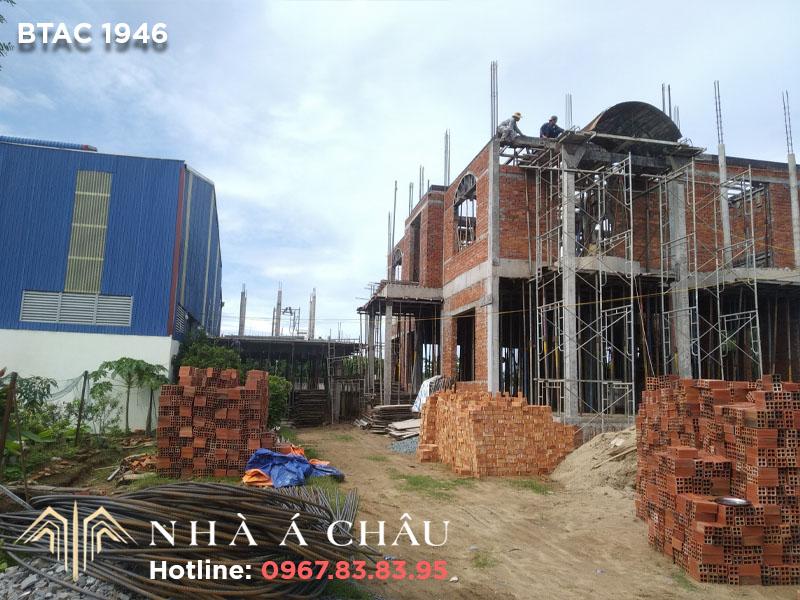 Thi công nhà đẹp chất lượng ở Cần Thơ – Kiến Trúc Nhà Á Châu