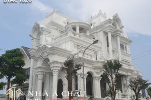 Thiết kế thi công xây dựng biệt thự BTAC 1620 - Kiến Trúc Nhà Á Châu