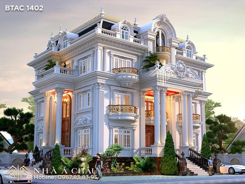 Thiết kế kiến trúc tân cổ điển, Phong cách kiến trúc tân cổ điển, Kiến trúc tân cổ điển Pháp, Phong cách kiến trúc cổ điển, Phong cách tân cổ điển
