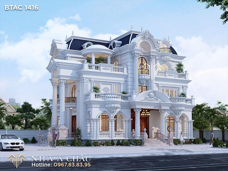 Thiết kế kiến trúc tân cổ điển
