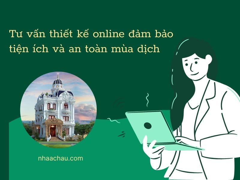 thiết kế nhà online, thiết kế nhà đẹp online